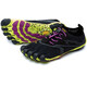 FiveFingers W's V-Run Shoes Black/Yellow/Purple